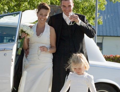 Bryllup på Mols