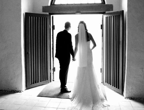 Bryllupsfotografering ved Hobro
